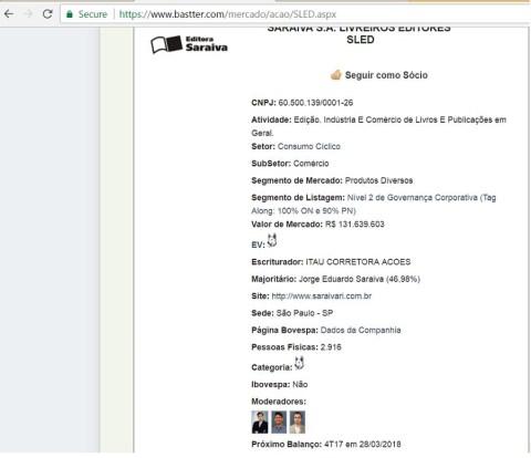 8c021696eb + Sled4 C 100 Lojas E E-Commerce Saraiva Proporcionalmente Produz Mais  Mglu3     . 2. Seguir Justiceiro
